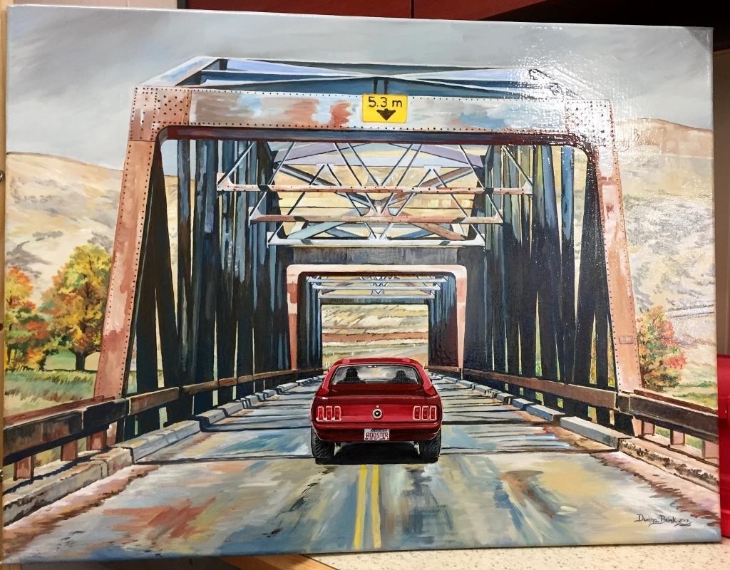 Morrin Bridge